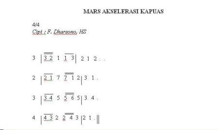 mars-akselerasi